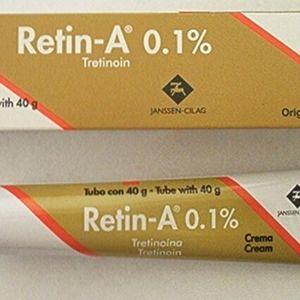 Vitamin a skincare Retin cream 0.1%
